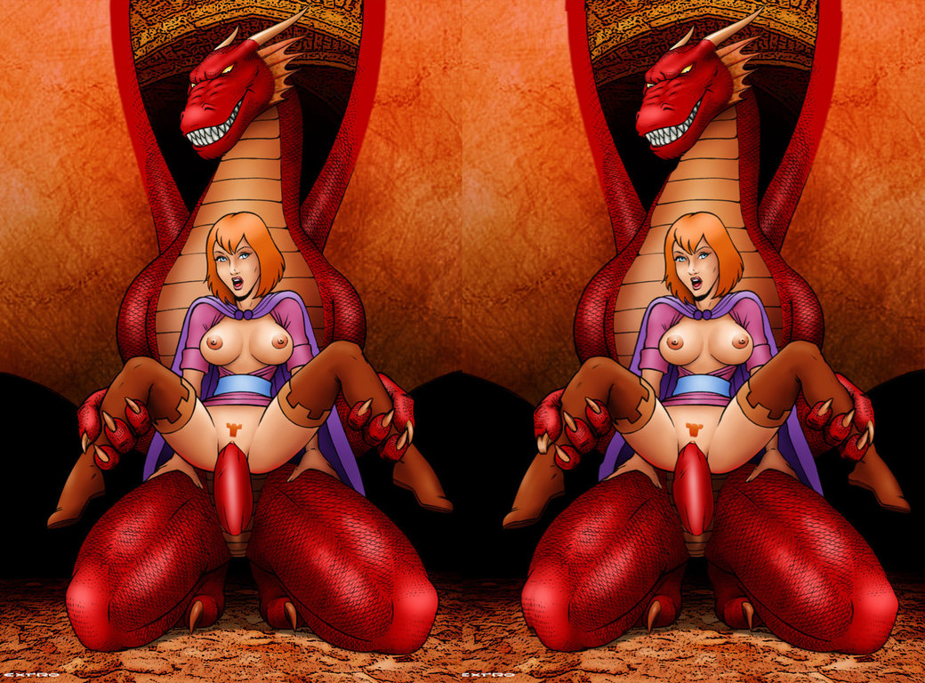 cartoon dragons porn dungeons and Streets of rage 3 naked blaze