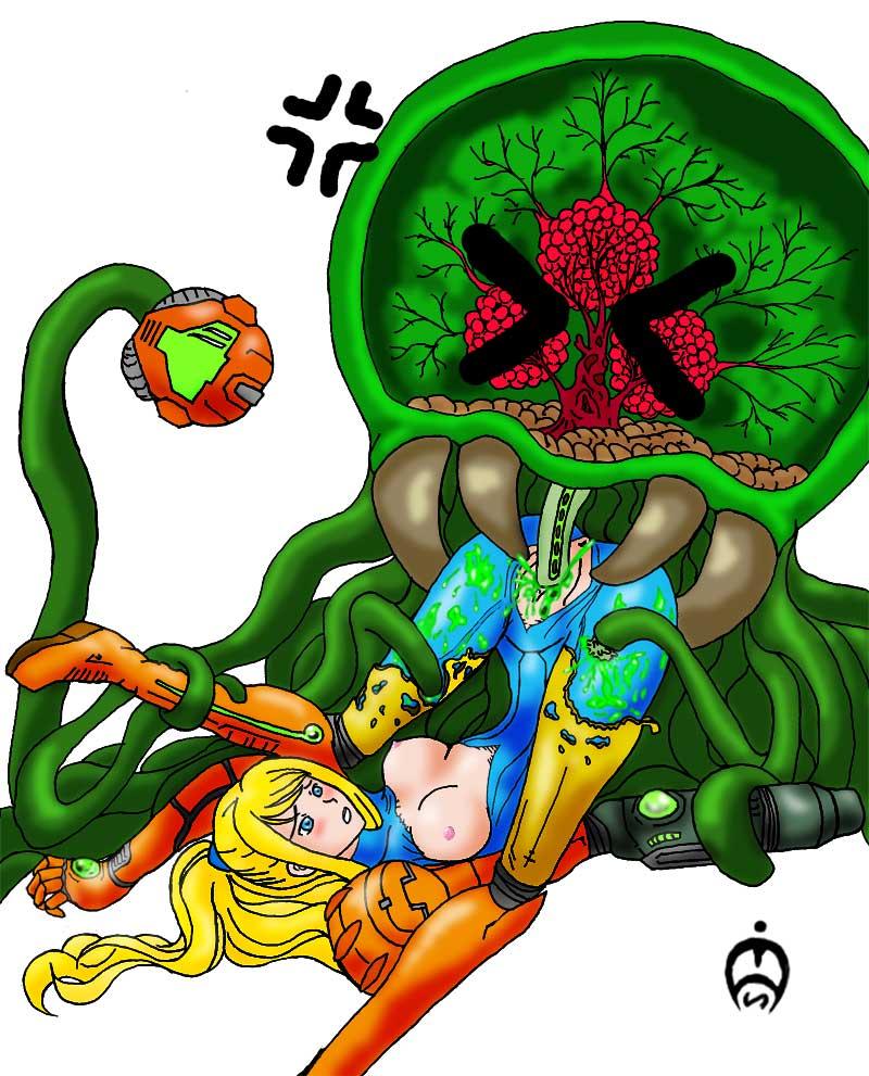 zero suit samus art fan Gears of war female locust