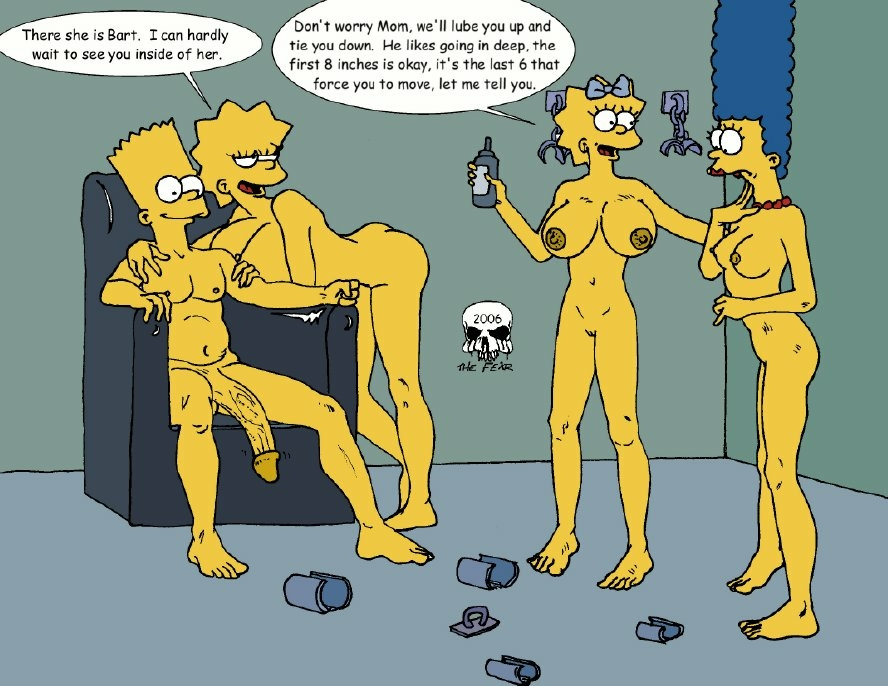 bart and marge imagefap fear the The mangle five nights at freddy's