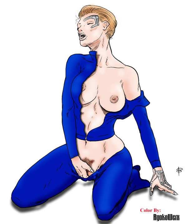 trek of nude 9 star 7 Atlantis the lost empire sex