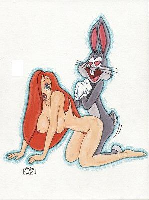 who rabbit roger rabbit framed jessica commando Fate grand order nikola tesla