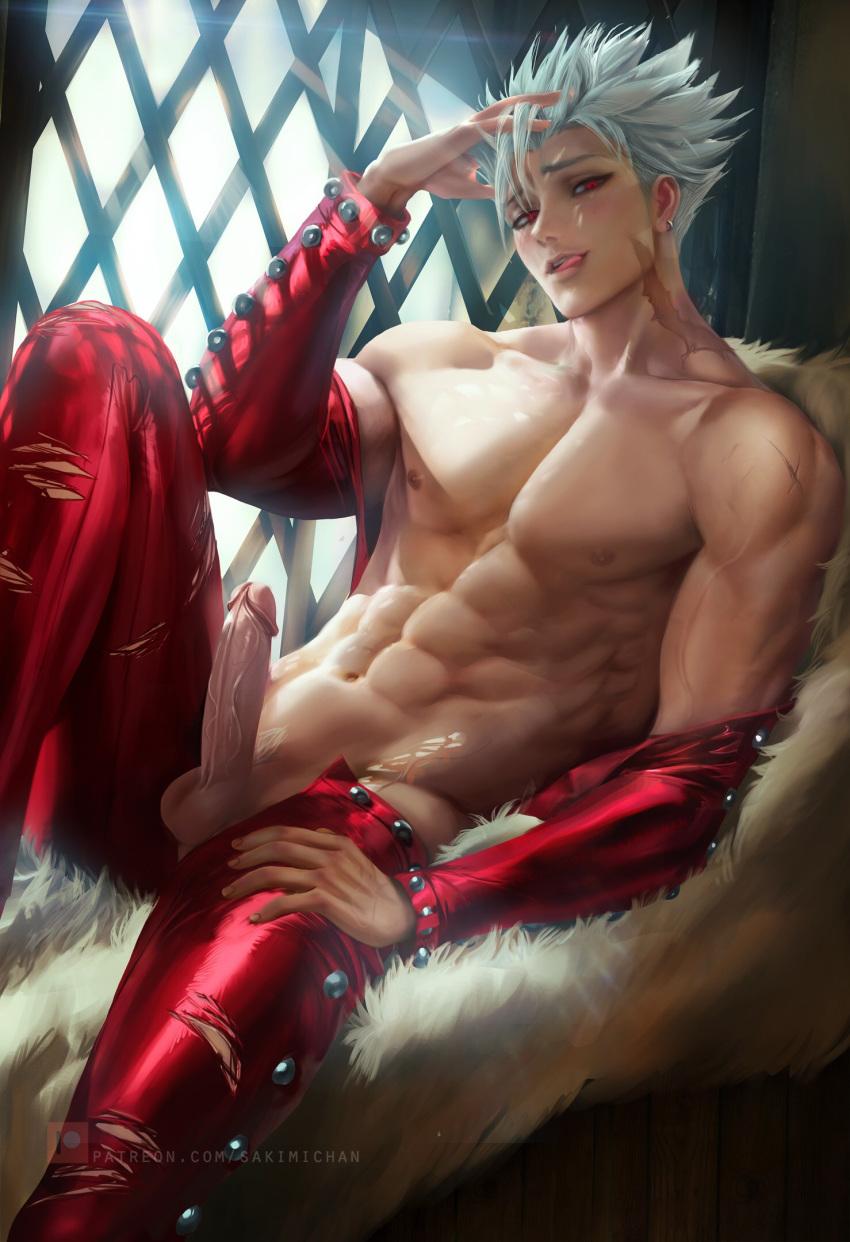 meliodas deadly sir sins seven Dragon ball z gay sex