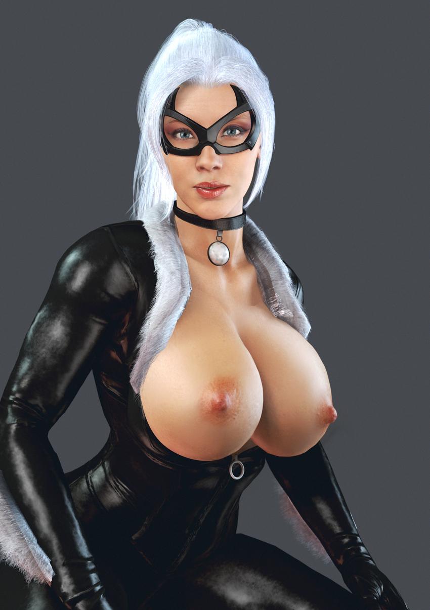 ps4 black spider cat man How i met your mother