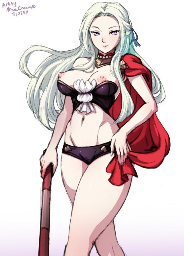 three fire catherine emblem houses Dragon ball super girl super saiyan