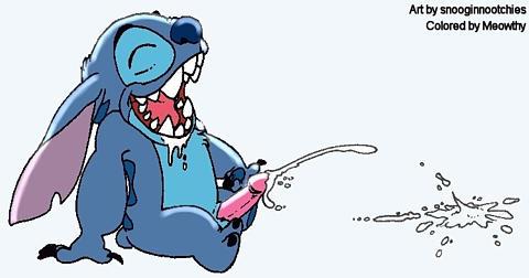 stitch and pleakley lilo jumba and Please don't bully me nagatoro-san