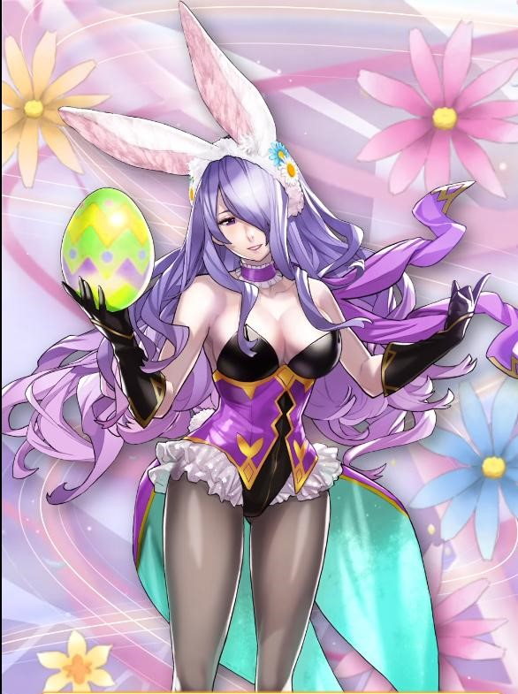 heroes emblem easter camilla fire Minus 8 mighty switch force