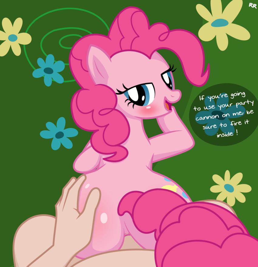 pie my little pony pinkie human Mainichi shabutte ii desu ka? ~1-heya-manyuu kazoku~