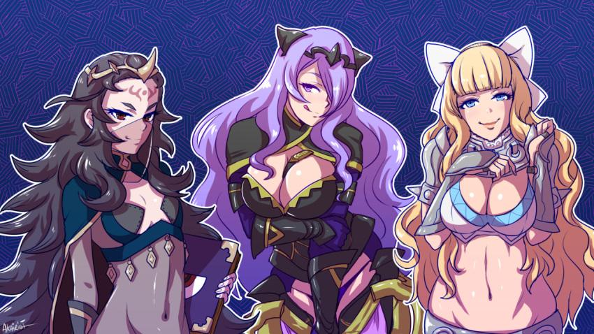 fox emblem girl fire fates Tsuma netori ikumi to shizuka