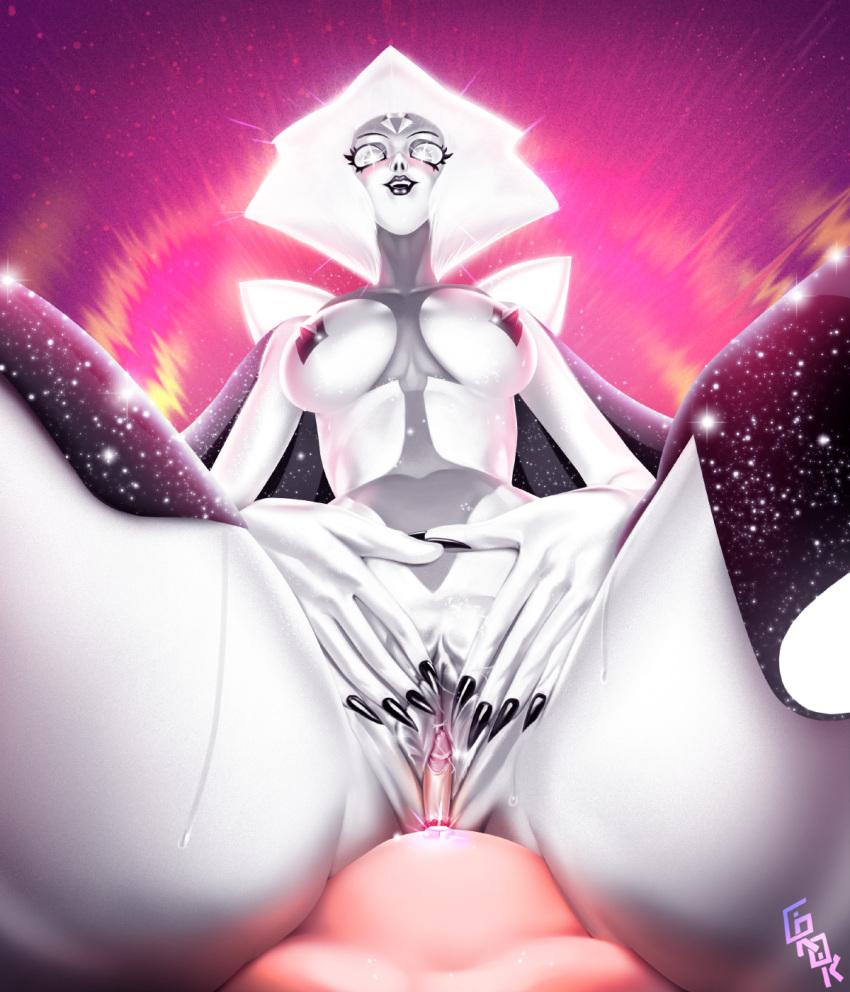 hentai universe white steven diamond A kiss for the petals new generation