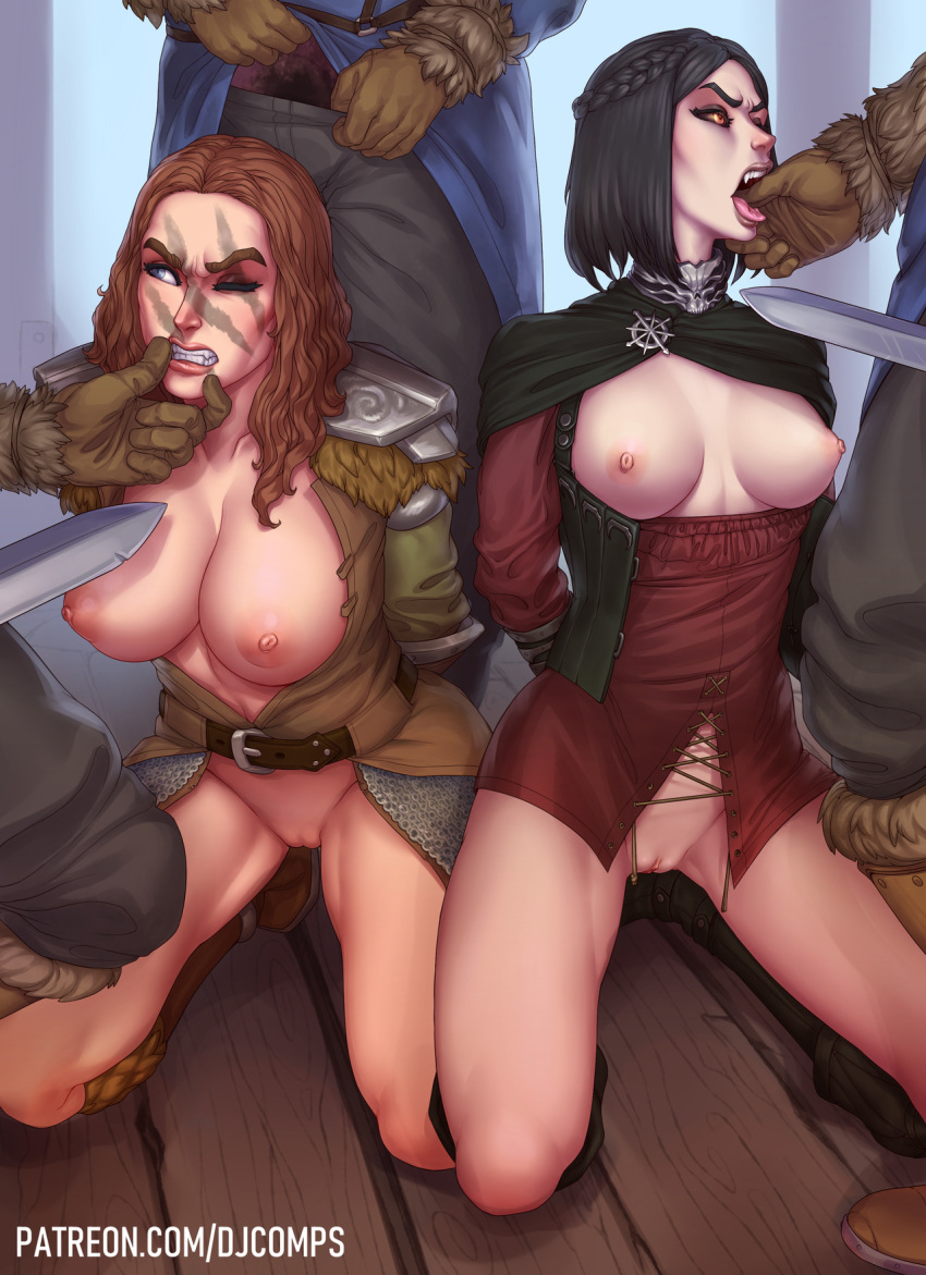 huntress skyrim nude the aela Corruption of champions owca village