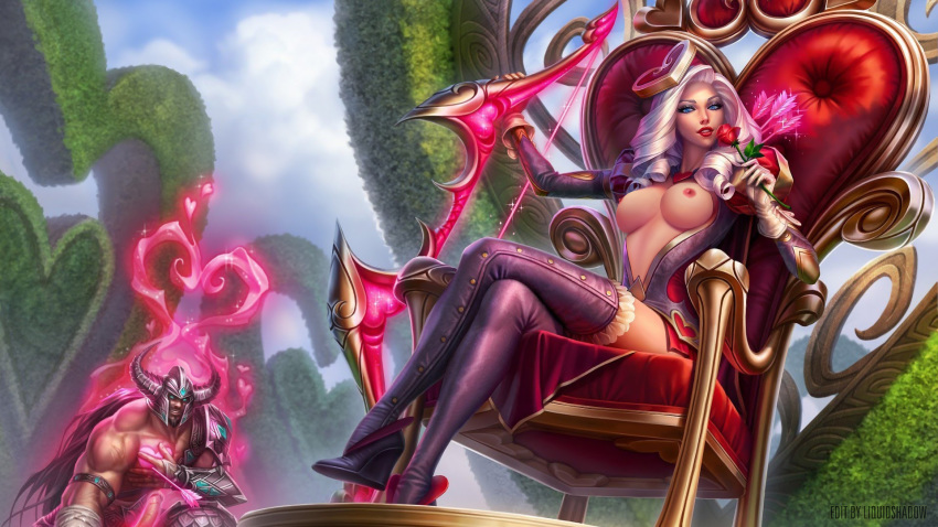 buff red legends of league Final fantasy 15 cidney nude