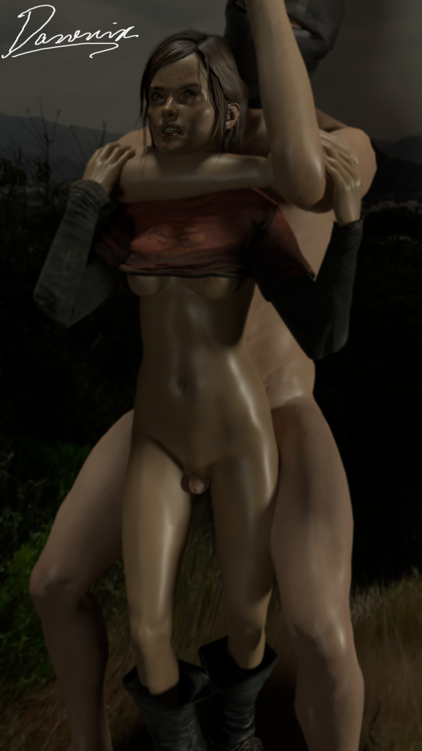 gif nude of us last Rise of the tomb raider