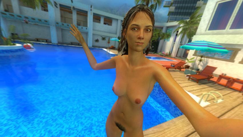 last us nude of ellie Beauty and the beast fifi human