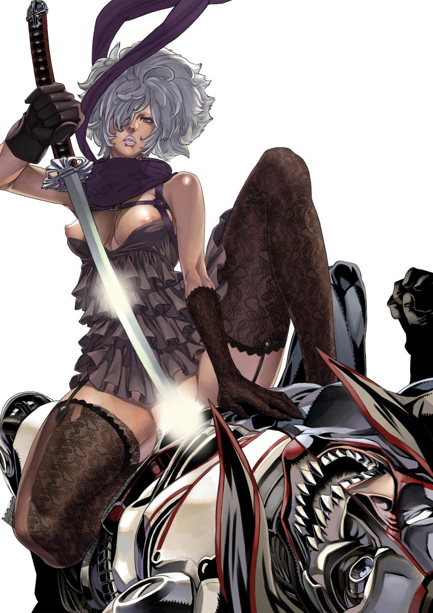 no naomi dr heroes more Taimanin asagi battle arena