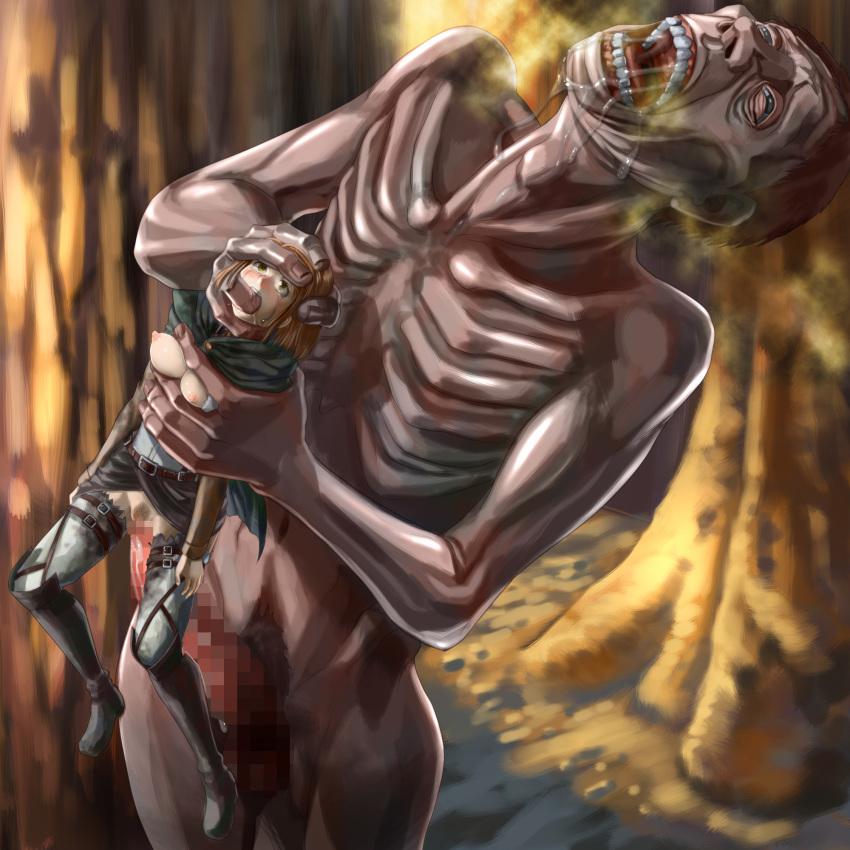 attack female porn on titan titan Is renekton a alligator or crocodile