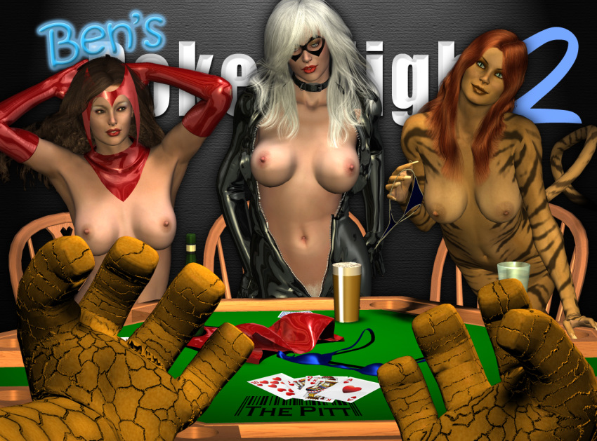 super squad witch scarlet hero Kobayashi dragon maid lucoa naked