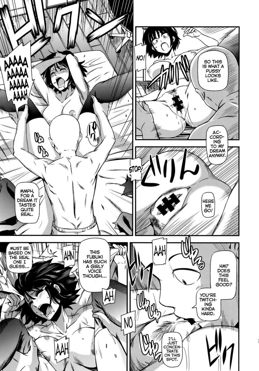 fubuki one punch fanart man Spooky's house of jumpscares spooky x reader