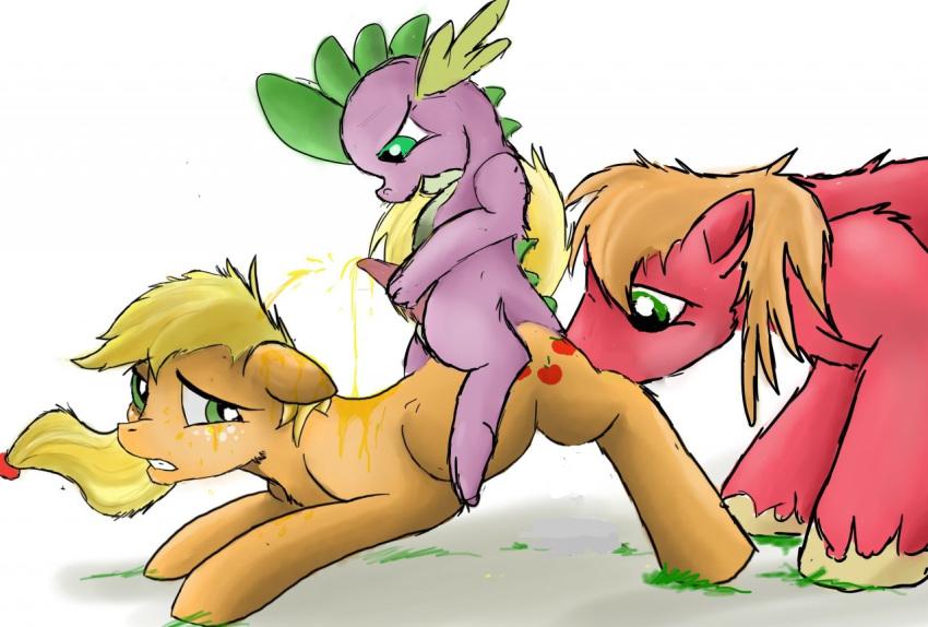 diaper pee my little pony Aestheticc-meme