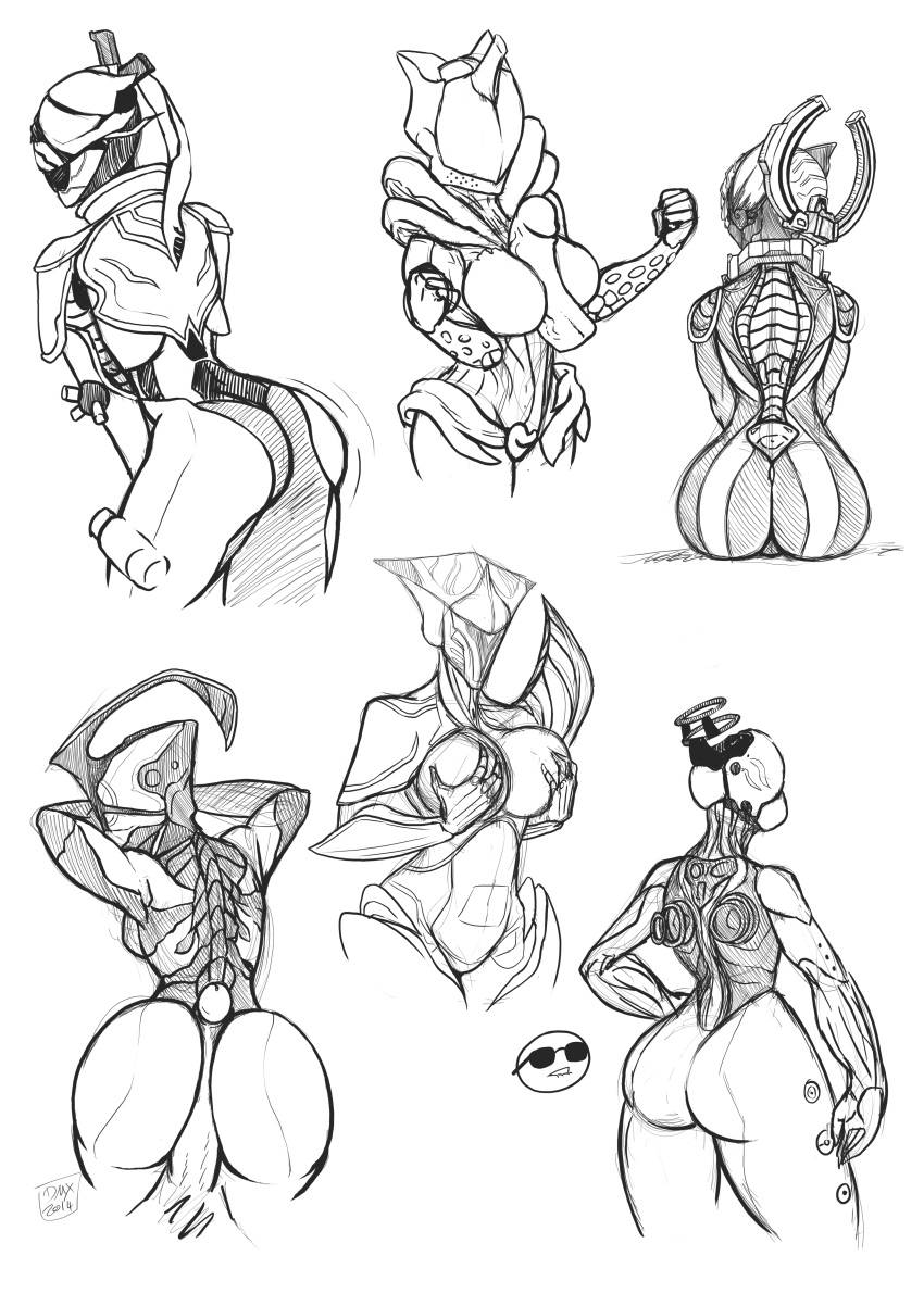 warframe to nyx get 2018 how Wii fit trainer futa porn