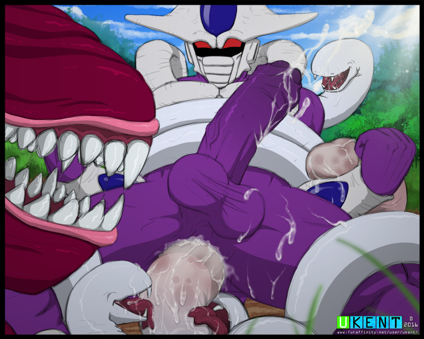 ball supreme kai of time dragon hentai xenoverse Forest of the blue skin zell23