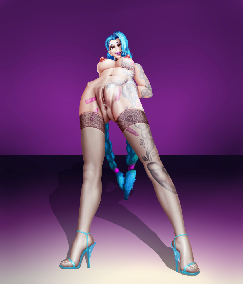 league naked of legends jinx This isnt smash bros this is anal sex