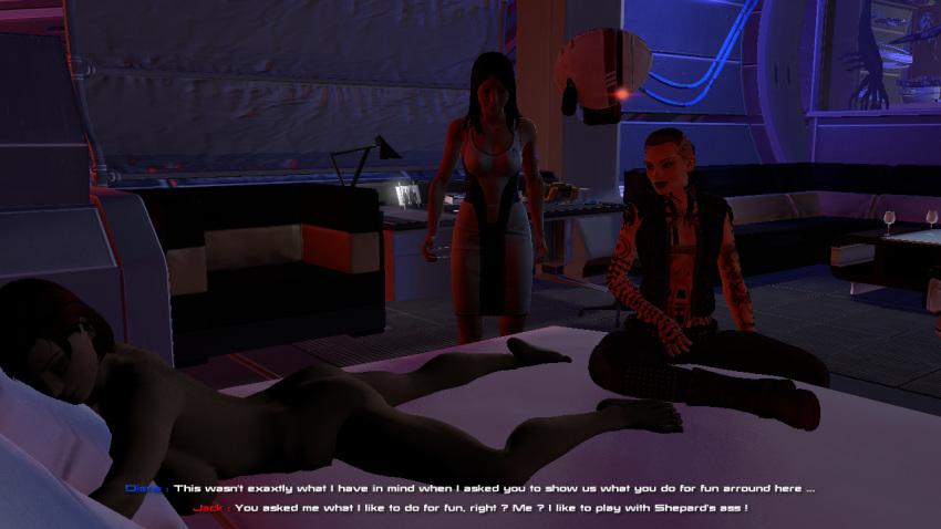 andromeda naked mass effect peebee Kassandra assassin's creed