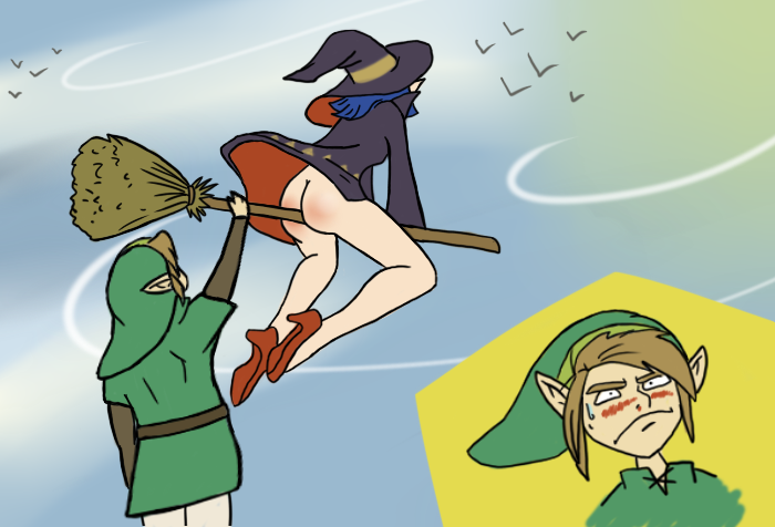 a link worlds between hinox Phineas and ferb
